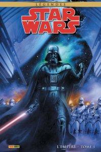 Star Wars Légendes - L'Empire tome 1 Edition collector (novembre 2021, Panini Comics)