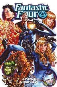 Fantastic Four tome 7 : Le portail omniversel (novembre 2021, Panini Comics)