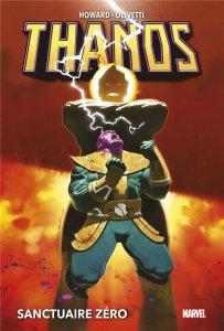 Thanos : Sanctuaire zéro (novembre 2021, Panini Comics)