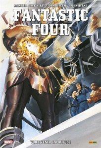 Fantastic Four : Voici venir Galactus ! (novembre 2021, Panini Comics)