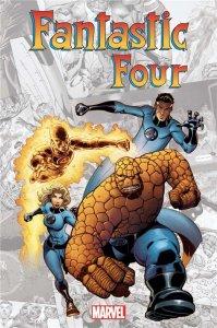 Les Quatre Fantastiques (novembre 2021, Panini Comics)