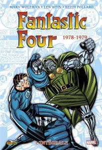 Fantastic Four L'intégrale 1978-1979 (novembre 2021, Panini Comics)