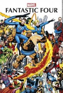 Les Quatre Fantastiques par John Byrne tome 1 (novembre 2021, Panini Comics)