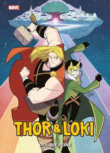 Thor & Loki : Double peine (novembre 2021, Panini Comics)