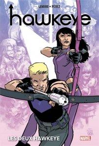 Hawkeye : Les deux Hawkeye (novembre 2021, Panini Comics)