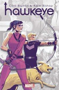 Hawkeye (novembre 2021, Panini Comics)