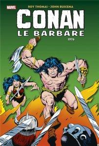 Conan le barbare L'intégrale 1976 (novembre 2021, Panini Comics)