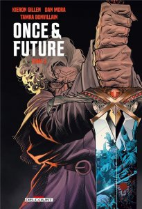 Once and Future tome 3 (novembre 2021, Delcourt Comics)