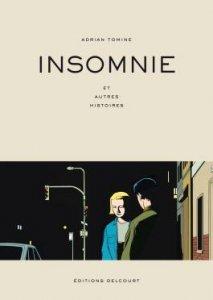 Insomnie et autres histoire (novembre 2021, Delcourt Comics)