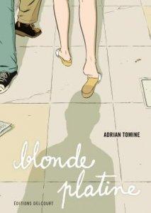 Blonde platine (novembre 2021, Delcourt Comics)