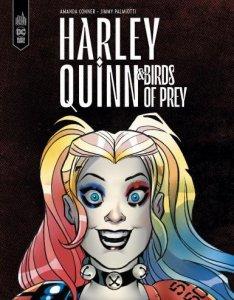 Harley Quinn & les Birds of prey (juillet 2021, Urban Comics)