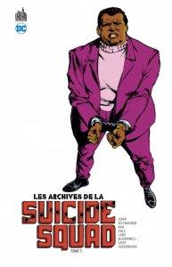 Les archives de la Suicide Squad tome 3 (juillet 2021, Urban Comics)