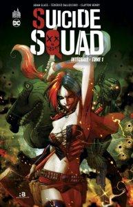 Suicide Squad Intégrale tome 1 (juillet 2021, Urban Comics)