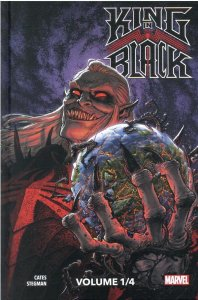 King in black tome 1 Edition collector (juillet 2021, Panini Comics)