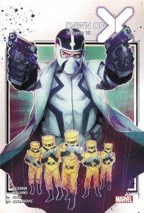 X-Men - Dawn of X tome 15 Edition collector (juillet 2021, Panini Comics)