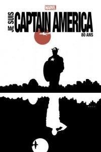 Je suis Captain America Edition 80 ans (juillet 2021, Panini Comics)