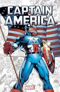 Captain America (juillet 2021, Panini Comics)