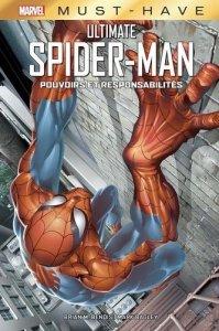 Ultimate Spider-Man (Must have) : Pouvoirs et responsabilités (juillet 2021, Panini Comics)