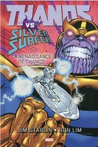 Thanos vs Silver Surfer : La renaissance de Thanos (juillet 2021, Panini Comics)
