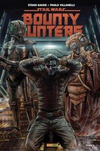 Star Wars : Bounty hunters tome 2 (juillet 2021, Panini Comics)