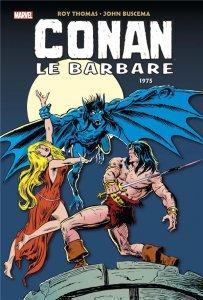 Conan le barbare L'intégrale 1975 (juillet 2021, Panini Comics)