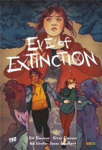 Eve of extinction (juillet 2021, Panini Comics)