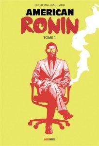 American Ronin tome 1 (juillet 2021, Panini Comics)