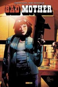Bad mother (juillet 2021, Panini Comics)