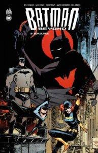 Batman beyond tome 3 : Survoltage