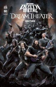 Batman Death Metal tome 6 Dream Theater Edition
