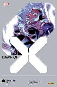 X-Men - Dawn of X 16 (août 2021, Panini Comics)