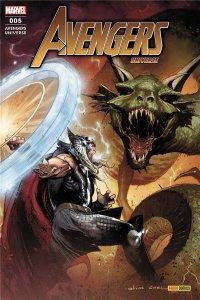 Avengers Universe 5 (août 2021, Panini Comics)