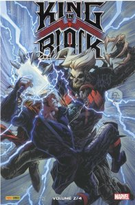 King in black 2 (août 2021, Panini Comics)