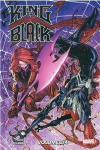 King in black tome 2 Edition collector (août 2021, Panini Comics)