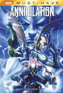 Annihilation (Must have) (août 2021, Panini Comics)