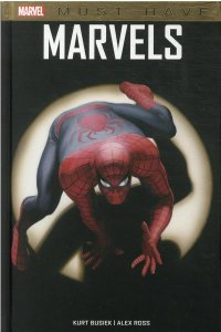 Marvels (Must have) (août 2021, Panini Comics)