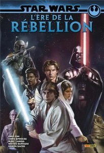 Star Wars : L'ère de la Rebellion (août 2021, Panini Comics)