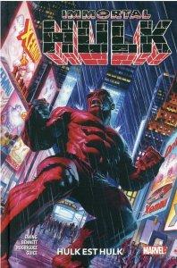 Immortal Hulk tome 7 : Hulk est Hulk (août 2021, Panini Comics)