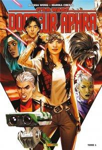 Docteur Aphra tome 1 : Destin et fortune (août 2021, Panini Comics)