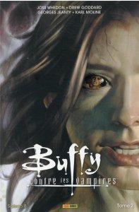 Buffy contre les vampires saison 8 tome 2 (août 2021, Panini Comics)