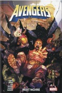 Avengers : Nuit noire (août 2021, Panini Comics)