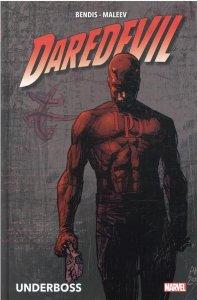 Daredevil tome 1 : Underboss (août 2021, Panini Comics)