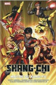 Shang-Chi : Maître du kung-fu (août 2021, Panini Comics)