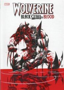 Wolverine : Black, white & blood (août 2021, Panini Comics)