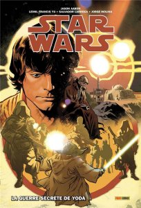 Star Wars tome 2 : La guerre secrète de Yoda (août 2021, Panini Comics)