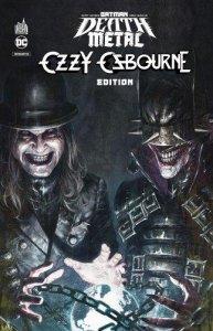 Batman Death Metal tome 7 Edition Ozzy Osbourne (septembre 2021, Urban Comics)