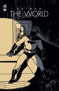 Batman The World Couverture variante (septembre 2021, Urban Comics)
