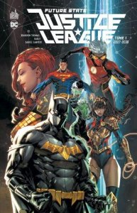 Future State tome 1 : Justice League (septembre 2021, Urban Comics)