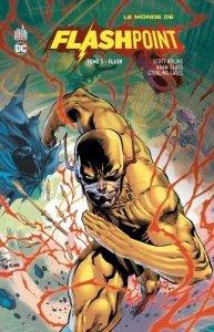 Le monde de Flashpoint tome 3 (septembre 2021, Urban Comics)
