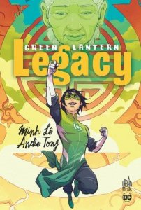 Green Lantern : Legacy (septembre 2021, Urban Comics)